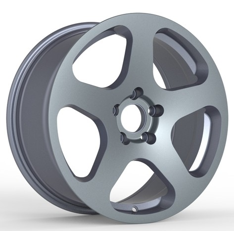 Sliver New Design Car Wheels 17x8