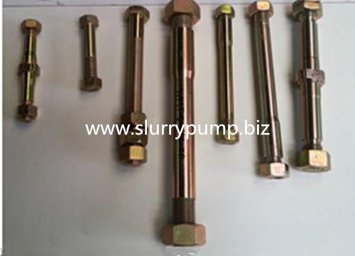 Slurry Pump Cover Plate Bolt D015m