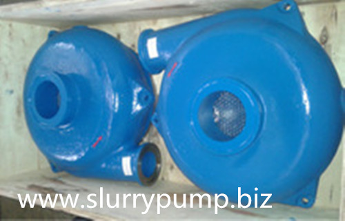 Slurry Pump Parts Volute Liner F8110