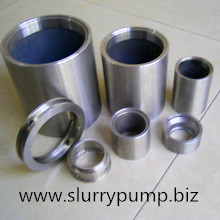 Slurry Pump Shaft Sleeves And Spacers