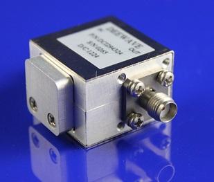 Sma Coaxial Isolator 2 94 3 24 Ghz