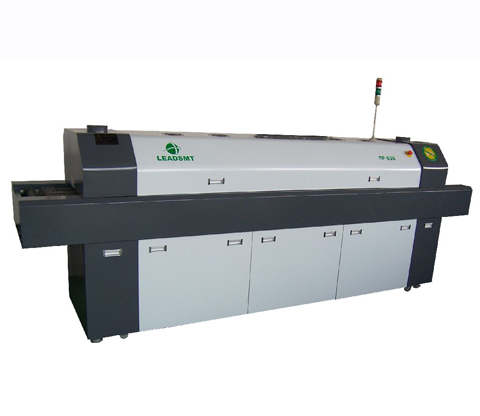 Small Pushbutton Reflow Soldering Machine In China