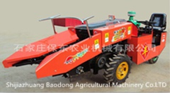 Small Special Multifunctional Combine Harvester
