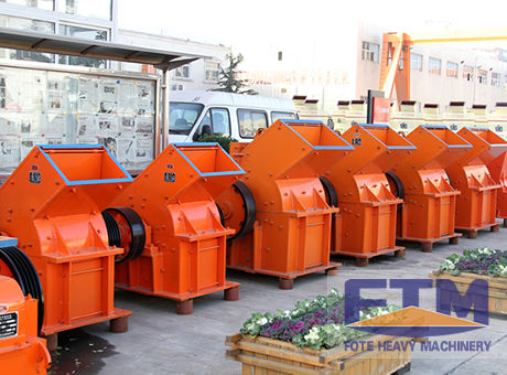Small Stone Crusher Of Famous Brand Ftm