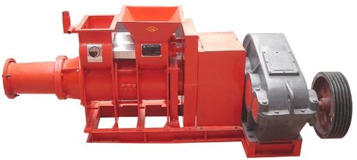 Small Vacuum Tile Block Machine