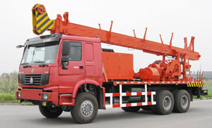 Small Water Well Drilling Rig Sino Drillrig