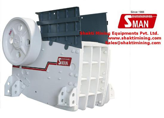 Sman Primary Jaw Crusher