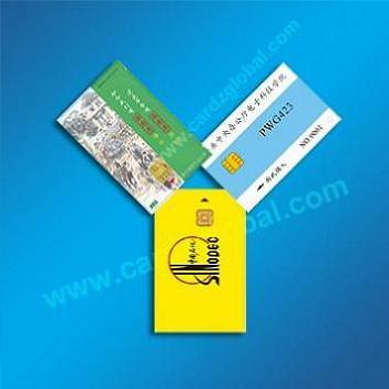 Smart Card Contact Sle 5528 5542