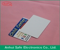 Smart Inkjet Magnetic Stripe Pvc Card