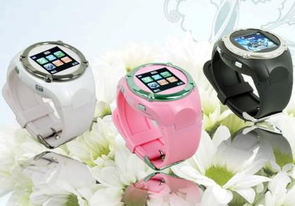 Smart Watches Lovely Style Fashionable Colors Sample Is Available