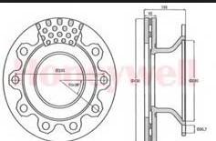 Smb Brake Disc Rotor