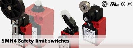 Smn4 Safety Limit Switches