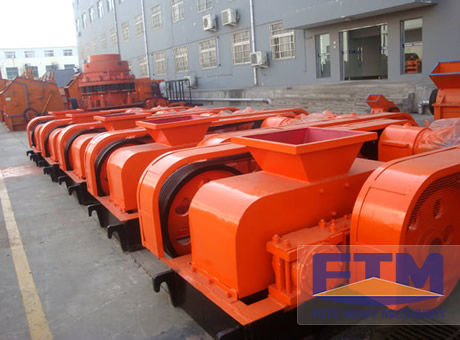 Smooth Roll Crusher For Sale