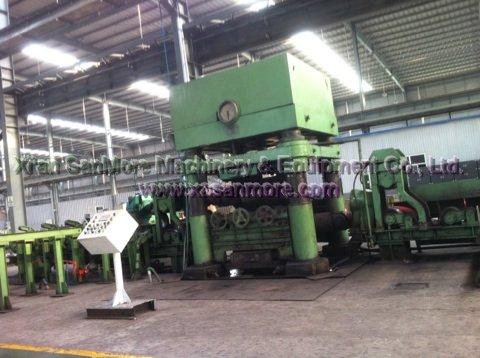 Smv2 D160 Two Roll Straightening Machine