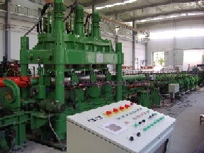 Smv7 Seven Roll High Strength Steel Tube Bar Straightening Machine