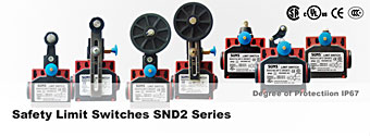 Sn2 Series With Reset Function