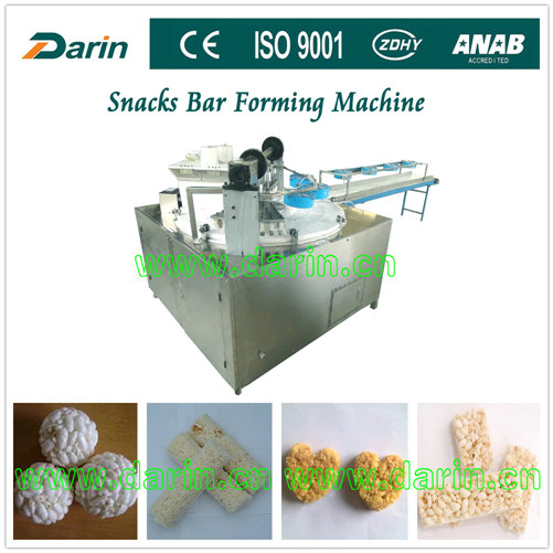 Snacks Bar Forming Equipment