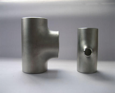Socket Welded Tee Asme B16 5 Hydraulic Bulging Exports From China