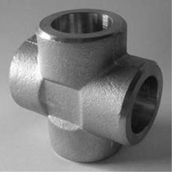 Socket Welding Stainless Steel Equal Cross Exporter Made In China