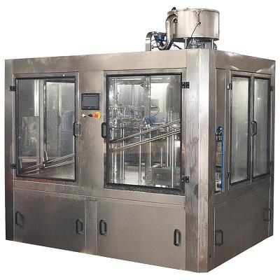 Soda Water Bottling Machine