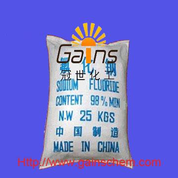 Sodium Fluoride Sf 7681 49 4 Naf