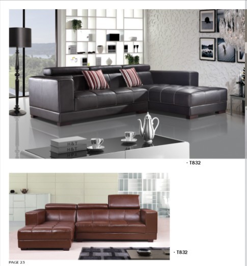 Sofa Sets With Leather Cover