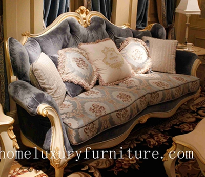 Sofas Fabric Sofa Price Classical Home Luxury Furniture Antique Style Ff 101