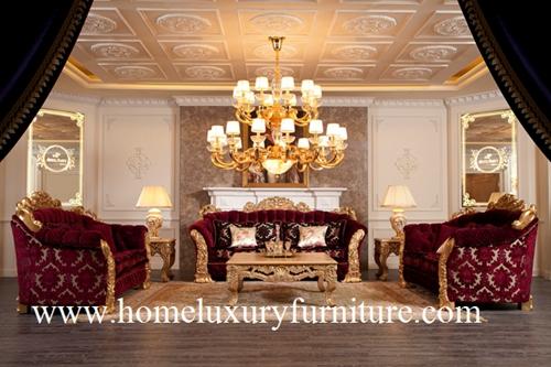 Sofas Fabric Sofa Price Classical Living Room Furniture Antique Style Ai 301