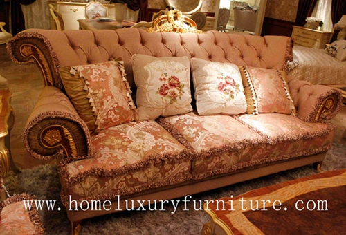 Sofas Fabric Sofa Price Classical Living Room Furniture Antique Style Ff 102