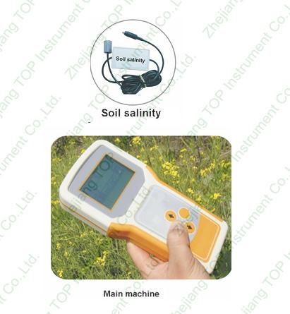 Soil Salinity Tester Tzs Ec I