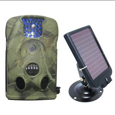 Solar Charger For Hunting Camera