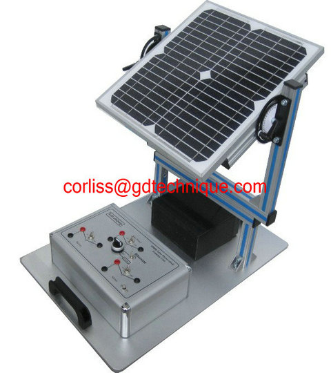 Solar Photovoltaic Training Unit