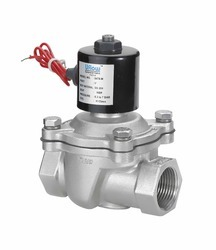 Solenoid Valve For Water Treatment Plant Inlet Flushing