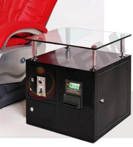 Solid Coin Box Acceptor