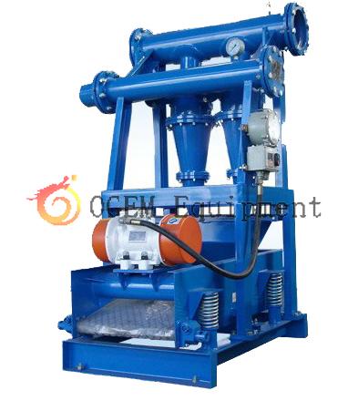Solid Control Hydrocyclone Desander Manufactuer China