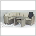 Sonoma 3 Pieces Deep Seating Group With Cushions Code Td1008