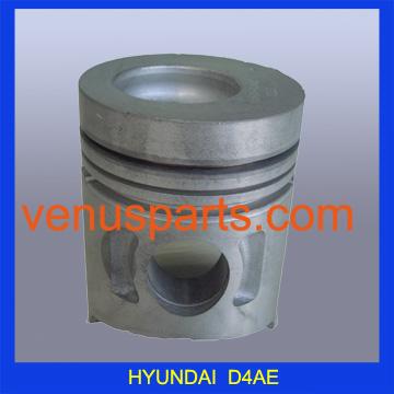 Spare Parts Hyundai D4afengine Piston 23410 41410
