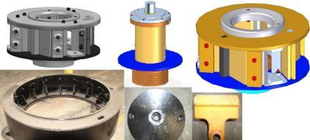 Spare Parts Of Vertical Shaft Impactor