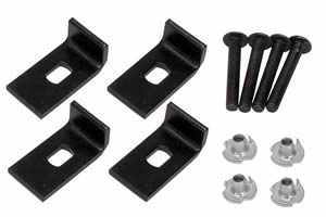 Speaker Grill Fixing Clamps And Grommet Set