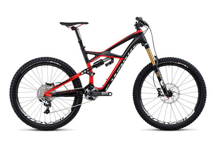 Specialized S Works Enduro Carbon Bike