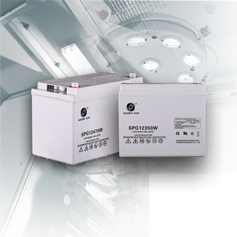 Spg Series Vrla Batteries
