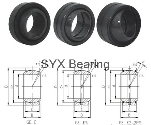 Spherical Plain Bearing Ge45es 2rs