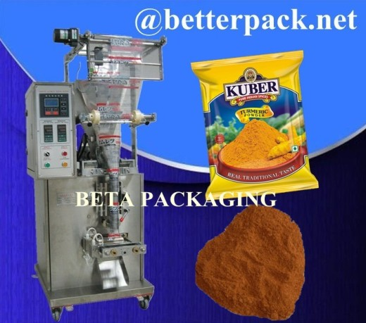 Spice Powder Bagging Machine
