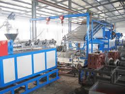 Spinneret Carpet Production Line