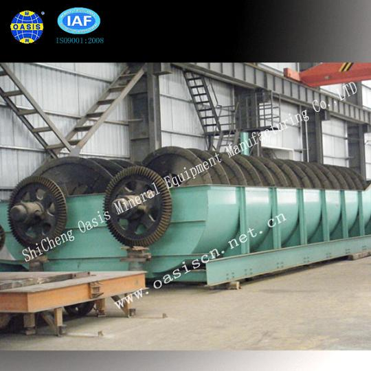 Spiral Classifier From Professional Manufactuer