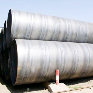 Spiral Submerged Arc Welding Pipes Ssaw Pipe