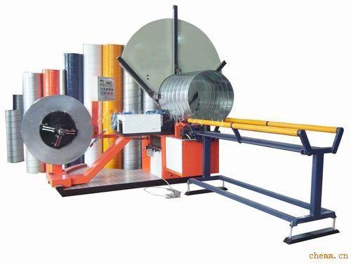 Spiral Tubeformer Sbtf 1500