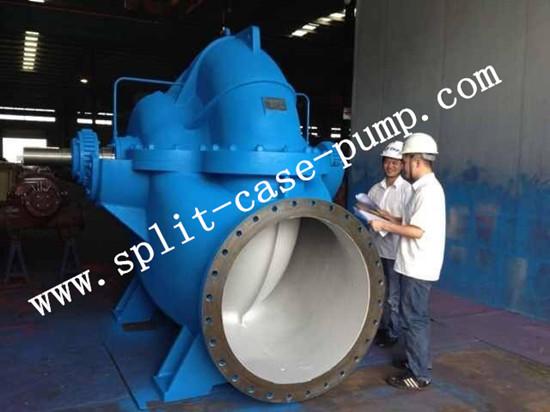 Split Case Pump Horizontal Ksb Omega