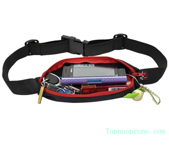 Sport Runner Fanny Pack Belly Waist Bum Bag Fitness Running Jogging Pouch Belt