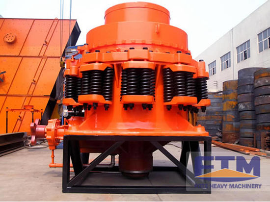 Spring Cone Crusher On Sale